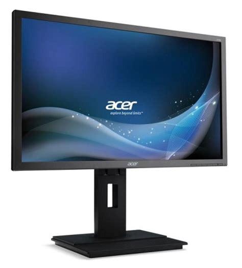 Monitor Acer 24 Inch Gn245hq acer b246hl 24 led vga dvi monitor