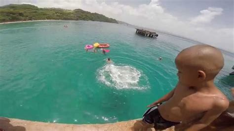 crash boat youtube a day at the beach crashboat aguadilla puerto rico youtube