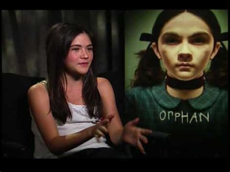 watch film orphan online isabelle fuhrman interview for orphan the creepy girl
