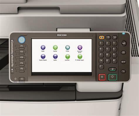 ricoh aficio mp c2003 multifunction color copier copyfaxes