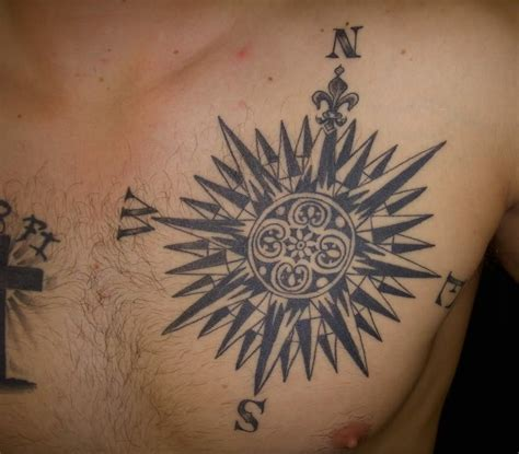 simple compass tattoo designs compass tattoos designs ideas and meaning tattoos for you
