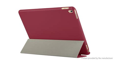 Ultra Thin 3 Fold Leather Pro 9 7 Casing Cover Hardcase 15 54 baseus terse leather for pro 9 7