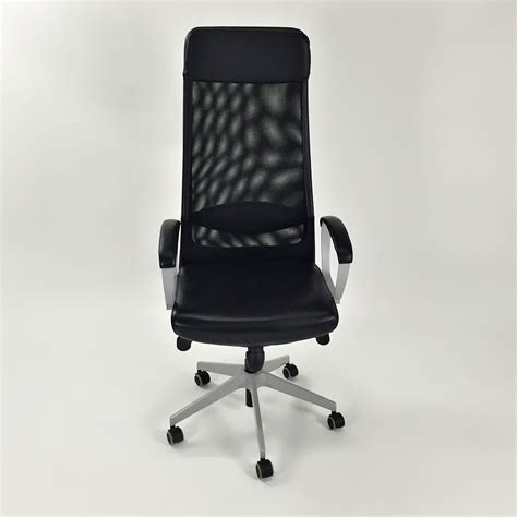 ikea markus swivel chair chairs