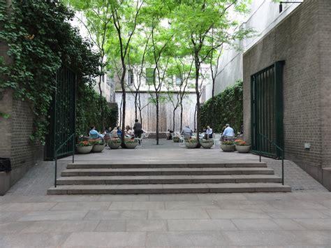 Landscape Architecture York Investigating Space In New York Pocket Parks Vs