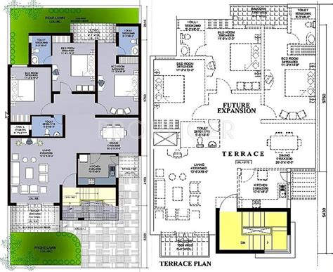 layout plan of ansal api lucknow ansal api redwood villa in sushant golf city lucknow