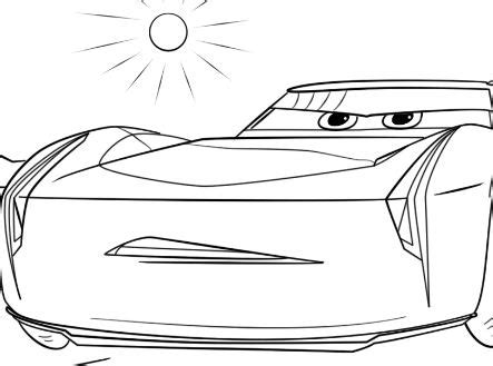finn mcmissile disney cars coloring page free coloring