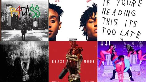 best new albums listen to these 14 great rap albums from 2015
