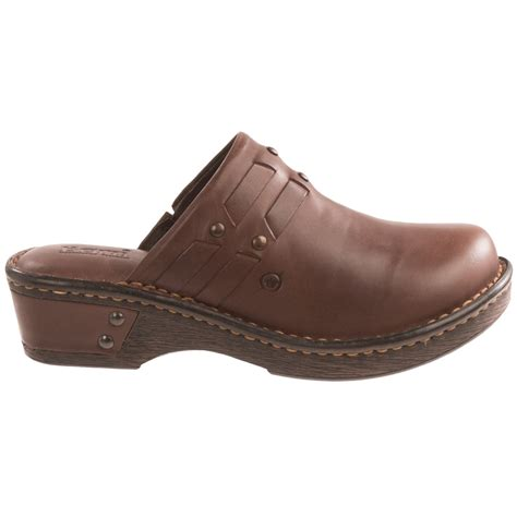 clogs for womens born dezi leather clogs for 8615c save 59