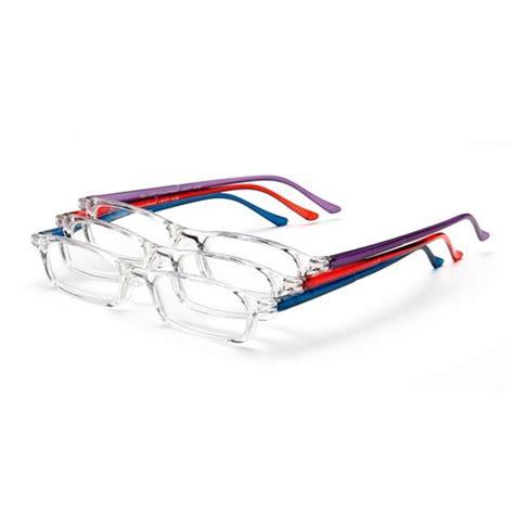 optx 20 20 optxfashion unisex 3 00 reading glasses pack