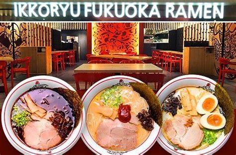 Aura Hair Salon Garden City by 30 Off Ikkoryu Fukuoka Ramen Food Amp Drinks Promo