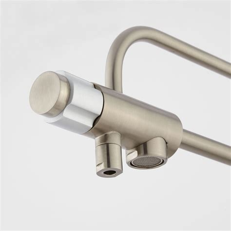 single hole kitchen sink faucet edmund single hole kitchen faucet kitchen