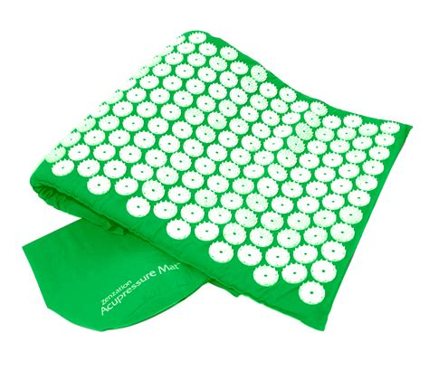 Acupressure Mat For by Acupressure Mat And Carry Bag Trimax Sports Inc