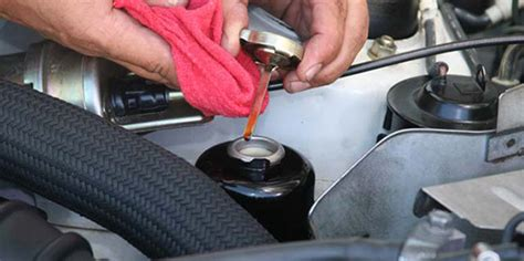 flush  bleed power steering systems mobil motor oils