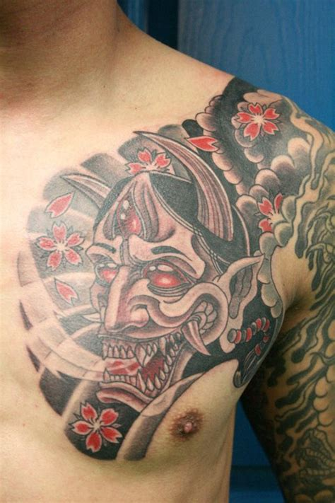 oni tattoo meaning oni mask tattoos designs ideas and meaning tattoos for you