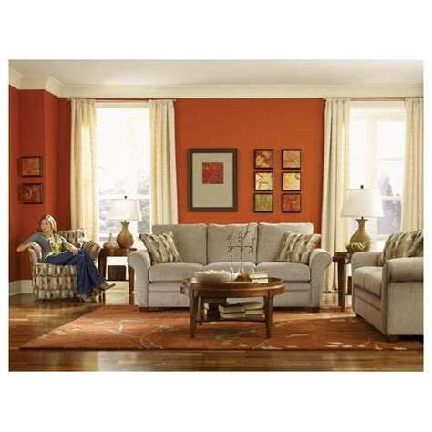orange accent wall living room orange accent wall for the home