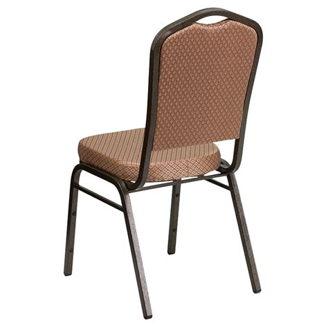 hercules stacking banquet chairs hercules series stacking banquet chair crown back gold