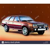 AMC Eagle Produced By American Motors Corporation
