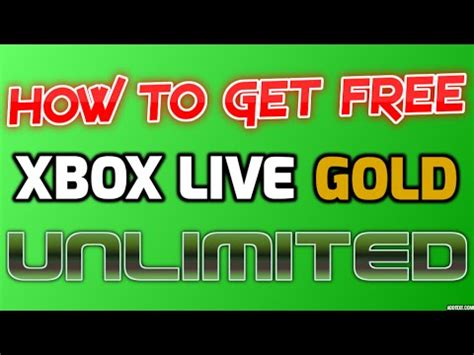 discount vouchers xbox live gold october 2015 100 legit how to get free xbox live gold