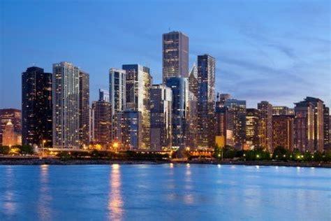 chicago skyline wallpaper hd wallpapersafari