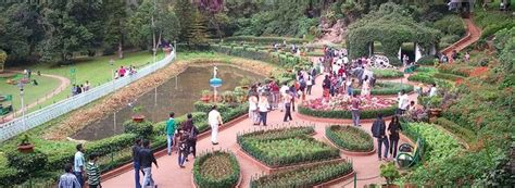 Garden Coimbatore Botanical Garden Ooty Ooty Tourist Places Places In