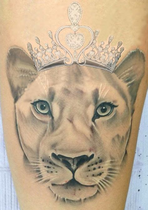 queen lion tattoo best 25 lioness ideas on lioness