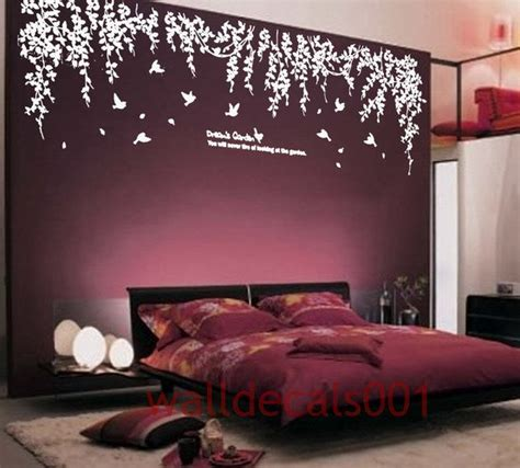 stickers for walls in bedrooms vinyl wall decals wall stickers tree decals wall murals wall
