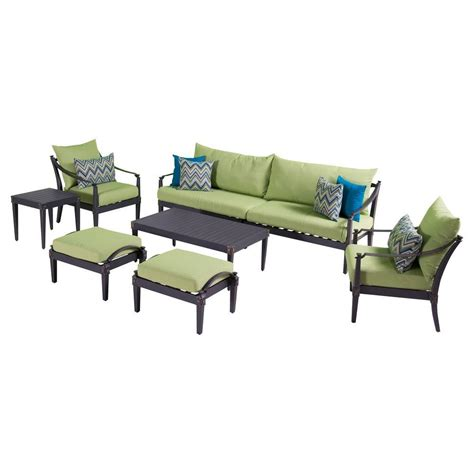 best brand of sofa to buy rst brands astoria 8 piece patio sofa and club chair deep