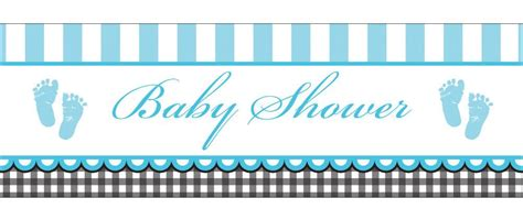 Baby Shower Banner by Baby Shower Banners Craftbnb