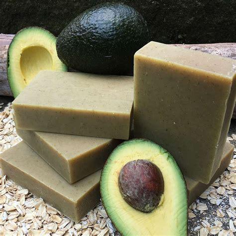 Nature Soap avocado oats shea soap chagrin valley soap