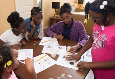 madison county housing authority siue stem center and community partners boost stem interest among young females
