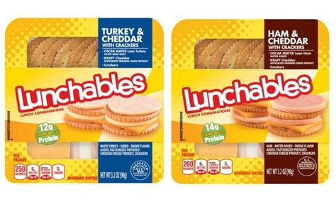 Lunchables Sweepstakes - target lunchables coupons only 0 90 this week