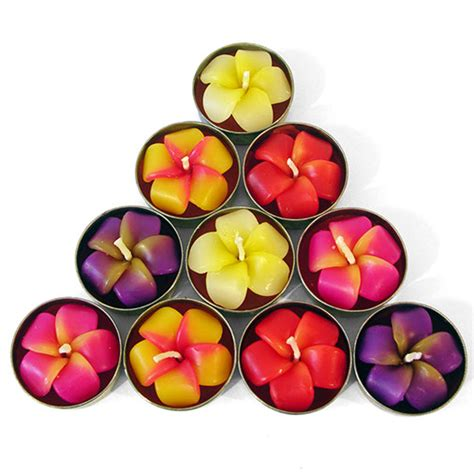 Frangipani Flower T Lights Angelicthoughts Co Uk Frangipani Lights