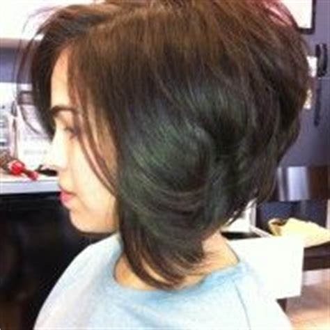 how to blow out a stacked bob 1000 images about short medium hair on pinterest