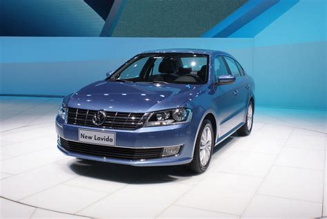 volkswagen china a closer look at the volkswagen lavida from beijing