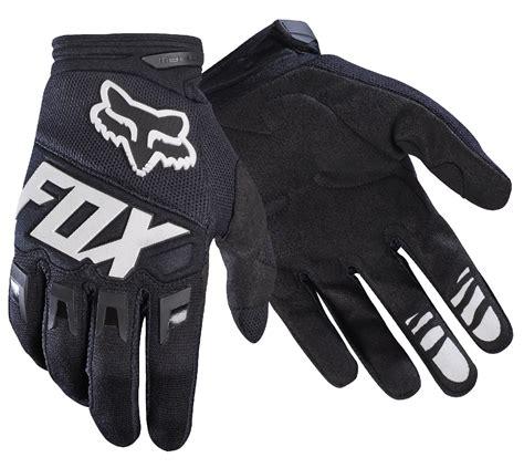 Joefox 1312 Black List White fox racing mens black white dirtpaw race dirt bike gloves 2017 atv mx ebay