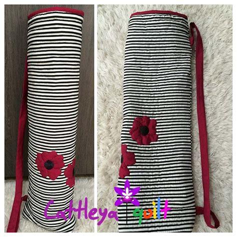 yoga mat quilt pattern yoga mat bag cattleya quilt