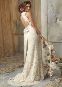 foto 3 de 28 vestido de novia estilo vintage jim hjelm hispabodas
