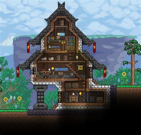Minecraft Bedroom Ideas by Snug House Terraria
