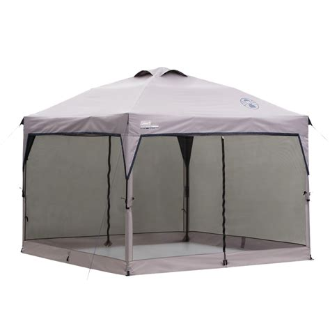 Coleman Pop Up Cer Awning by Coleman Instant Canopy Screenwall Accessory On Popscreen