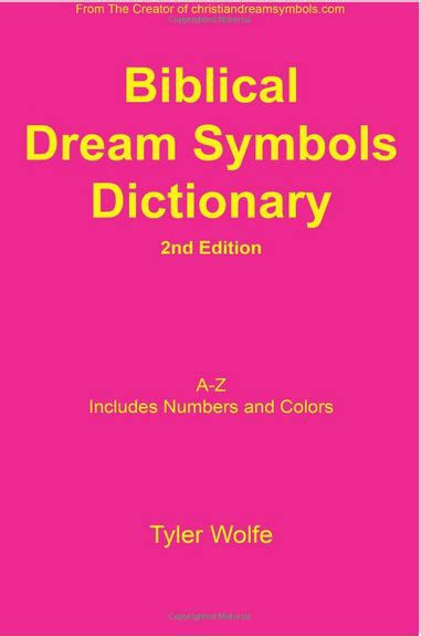 the dictionary of dreams and their meanings books books christiandreamsymbols