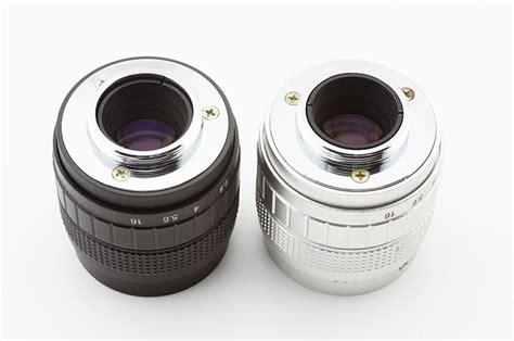 Fujian 50mm F14 Cctv Lens Adapter Macro Ring Lens fujian 35mm f1 7 cctv lens voor olympus panasonic
