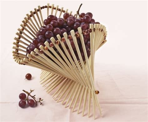 chopstick basket tutorial crafts diy home decor misc