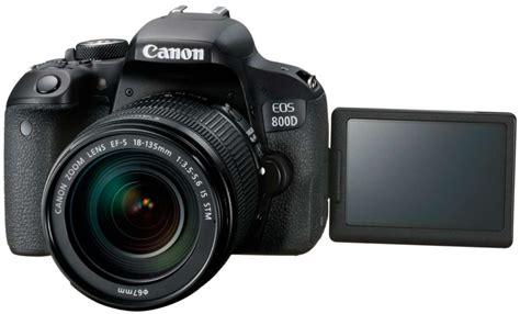 Kamera Canon M6 Canon Eos M6 Vs Canon 800d