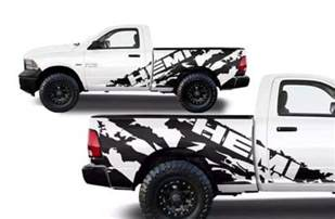 Dodge Ram Decal The Decal Shoppe Car Graphics Truck Graphics Graphic