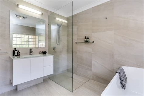 Bathroom Remodelling Ideas by New Porcelain Rectified Tiles Suitable For All Areas