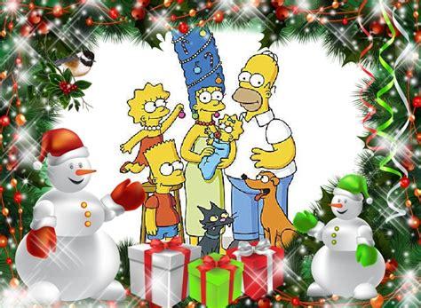 imagenes navidad de los simpson 10 lindas tarjetas de navidad para regalar gratis