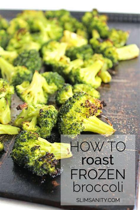 vegetables you can roast roasted frozen broccoli recipe vegetables frozen