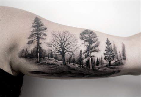 joshua tree tattoo designs 55 magnificent tree designs and ideas tattooblend