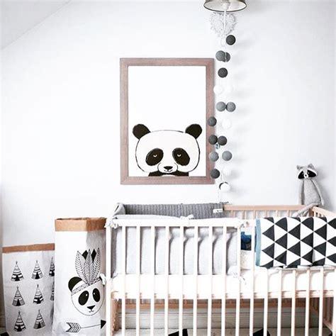 Habitaciones Decoradas Para Bebes #7: Decoracion-panda-5.jpg
