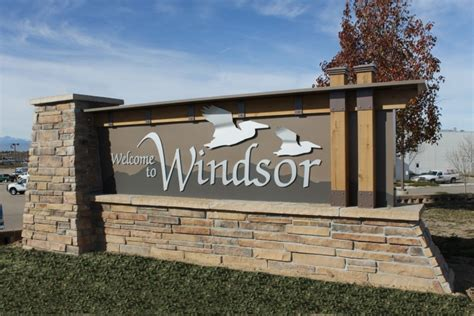Decorative Letters For Home Free Standing by Windsor Gateway Davinci Sign Systems Davinci Sign Systems
